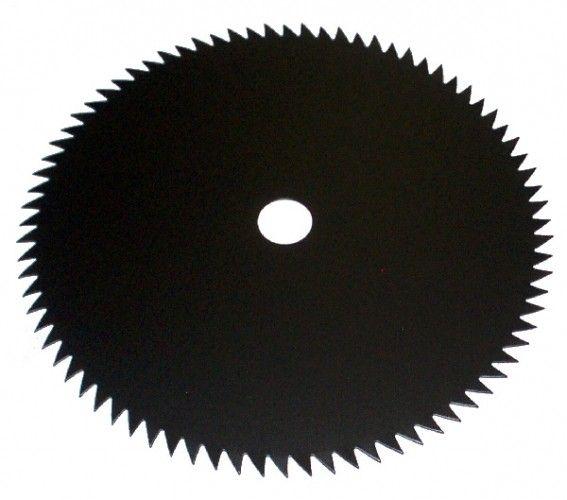 Nůž křovinořezu 80 zubý - 255 / 25,4 / 1,4 mm