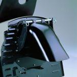 Deflektor/kryt výhozu pro Crossover 2014