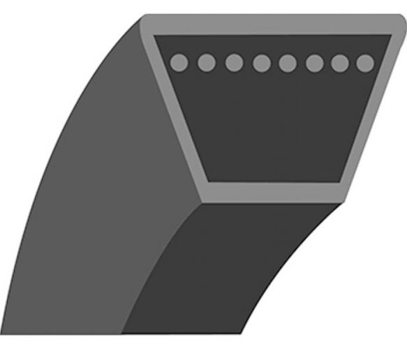 Klínový řemen 17 x 1180 Li