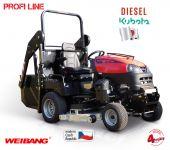 Weibang 2022D COBRA Premium - RED LINE Diesel 20 HP
