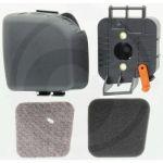Pouzdro filtru pro Stihl HS45 - 4228 140 2850