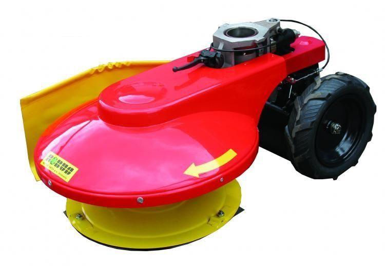 Bubnová sekačka bez motoru pro 4-taktní motory Motor JIKOV Green a.s.