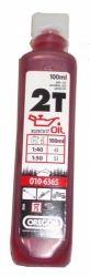 Olej do benzinu červený - 100 ml
