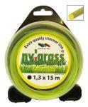 Struna sekací Nylgrass 1,3 mm kruhová