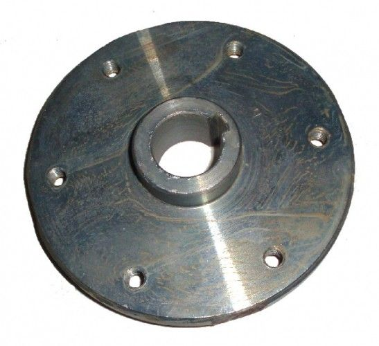 Náboj řemenice rotorů BDR 580/550 Vyrobeno v EU