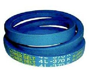 Řemen klínový 4L340 kevlarový - 12,7 x 863,60 mm Vyrobeno v EU