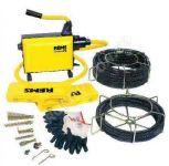 REMS Cobra 22 Set 22 - Stroj na čištění potrubí