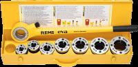 """Ruční závitnice - REMS Eva Set R 1/2- 3/4 - 1"""" REMS - Germany"""