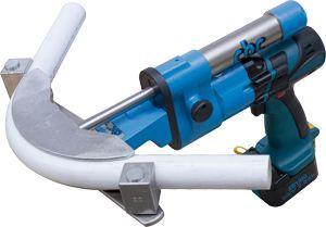 Akumulátorová hydraulická ohýbačka OB 85 S set 10-12-15-18-22 CBC