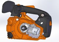 ECHO CS-281WES/30 - Motorová pila (horizontální motor) ECHO - Made in Japan