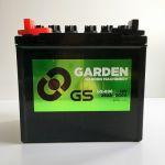 GS Baterie Garden 12V 26Ah 200A Garden U1 Levá