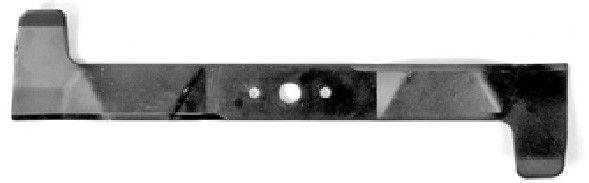 Nůž 52 cm, levý mulčovací pro sekačky Brill, Castel Garden, Honda, Iseki, Sabo, Stiga, Viking