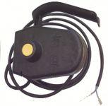 Vypínač elektrický pro rotační sekačky