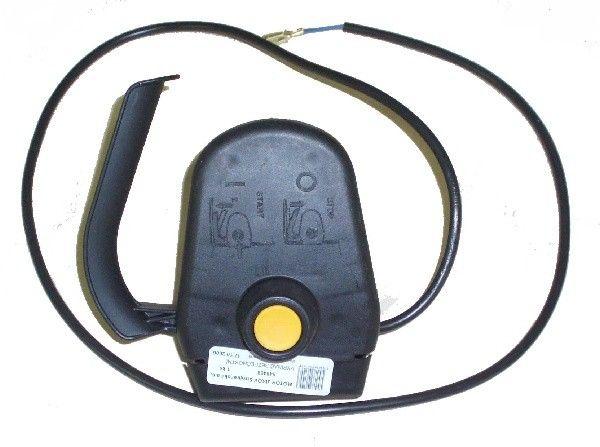 Vypínač elektrický pro rotační sekačky LTS