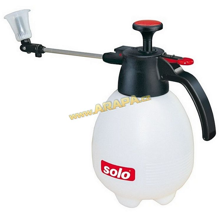 Solo 402 - Tlakový ruční postřikovač. 2,0 litru SOLO - Made in Germany