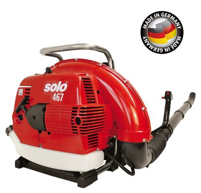 Solo 467 - Motorový foukač SOLO - Made in Germany