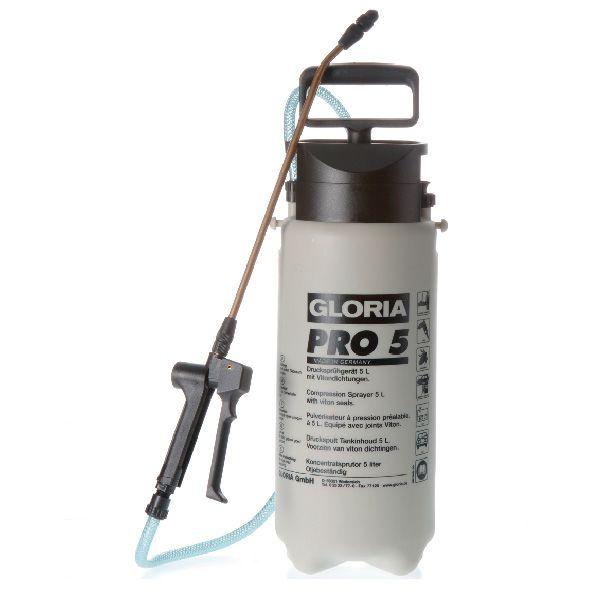 GLORIA PRO 5 - Speciální tlakový postřikovač GLORIA - Made in Germany