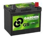 GS Baterie Garden 12V 30Ah 270A Pravá U1R