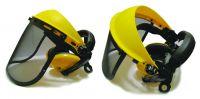 Štít ochranný - síťka se sluchátky