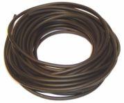 Hadička palivová 2,5 x 5,0 mm, délka 1 metr černá