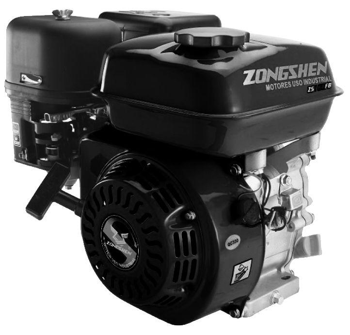Motor ZONGSHEN 188F, 389 ccm, 13 HP, hřídel 25 x 60 mm