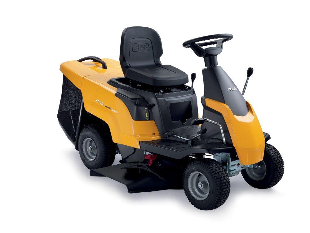 Stiga Combi 1066 HQ - Zahradní traktor 9 HP