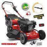 Weibang WB 506 SCV 6in1 - Sekačka benzínová s pojezdem + Olej 0,6 l ZDARMA Weibang - Garden Machines / Belgium