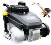Motor ZONGSHEN XP140A, 4,5 HP, vertikální hřídel 22,2 x 50mm, motor s těžkým setrvačníkem