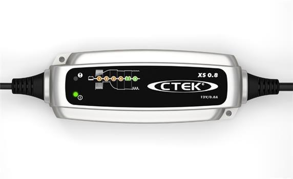 Nabíječka CTEK XS 0,8 12V 0,8A