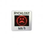 Celokovový ukazatel rychlosti GR33S / GR33C