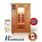 Infrasauna HealthLand Standard 2002