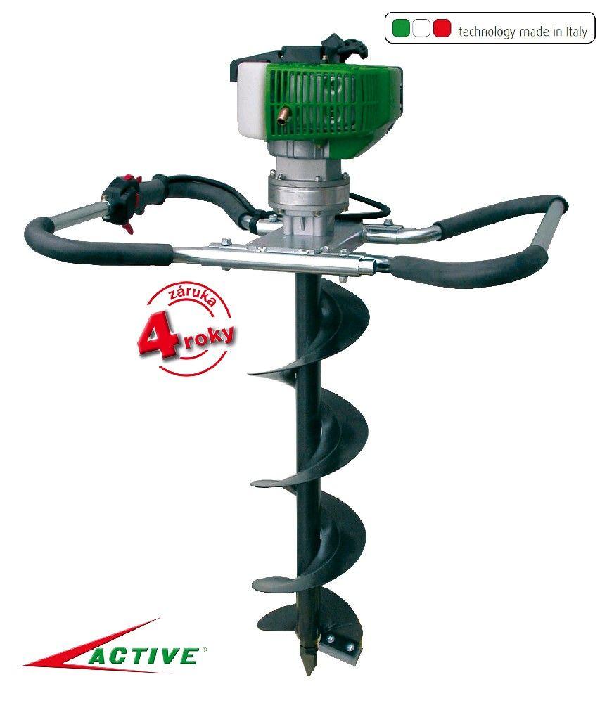 Půdní vrták ACTIVE TDU 155 ACTIVE - Made in Italy